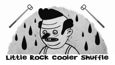 Little Rock Cooler Shuffle @ MacArthur Park