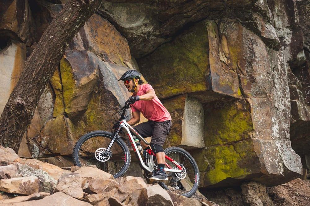 Mount Nebo Mountain Biking