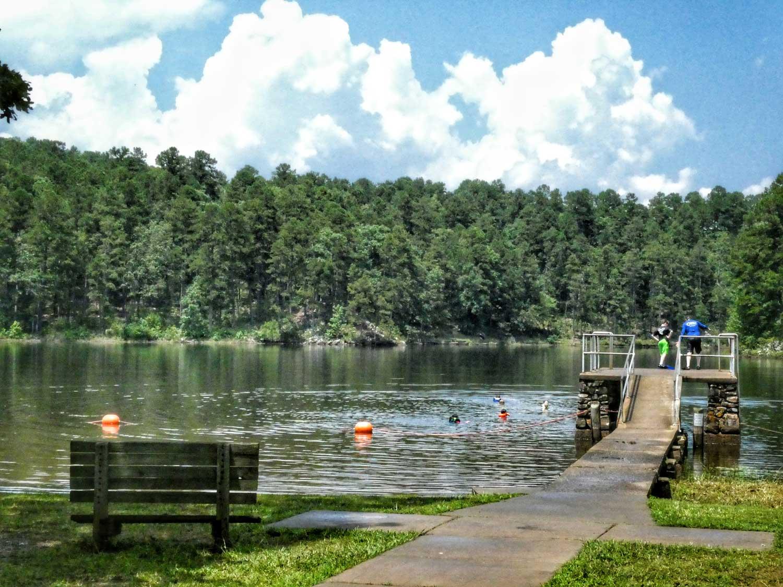 Lake Sylvia Day Use Area