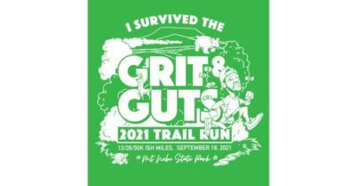 Grit & Guts Trail Race @ Mount Nebo State Park | Dardanelle | Arkansas | United States