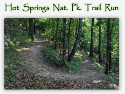 Hot Springs National Park Trail Run @ Fat Jack's Oyster Sports Bar & Grill | Hot Springs | Arkansas | United States