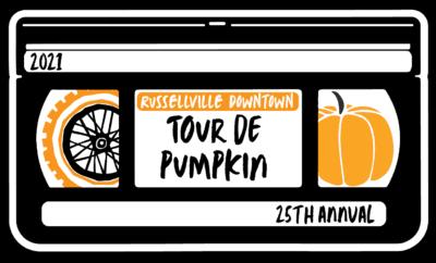 Tour de Pumpkin @ Russellville | Arkansas | United States